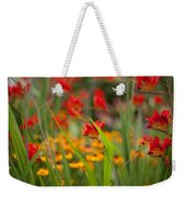 Dance Of The Flowers Weekender Tote Bag