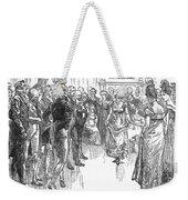 Dance: Virginia Reel C1800 Weekender Tote Bag by Granger