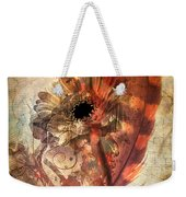 Dancing Feather  Weekender Tote Bag