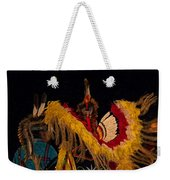 Dancing Feathers Weekender Tote Bag