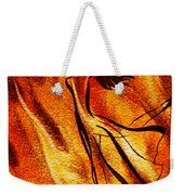 Dancing Fire Vi Weekender Tote Bag