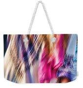 Dancing Hippie Weekender Tote Bag