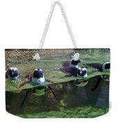 Dancing Penguins Weekender Tote Bag