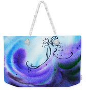 Dancing Water II Weekender Tote Bag