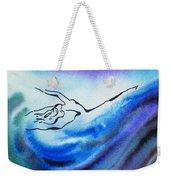 Dancing Water IIi Weekender Tote Bag