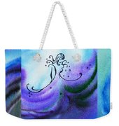 Dancing Water Vi Weekender Tote Bag