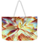 Dancing With Fire Weekender Tote Bag