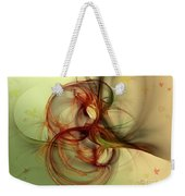 Dancing Wood Spirit Weekender Tote Bag