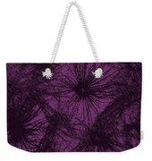 Dandelion Abstract Weekender Tote Bag