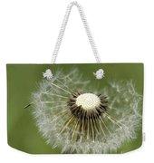 Dandelion Half Gone Weekender Tote Bag