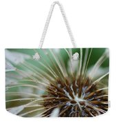 Dandelion Tears Weekender Tote Bag by Paul Ward