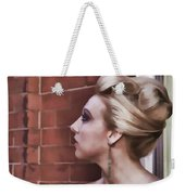 Dangling Earring Weekender Tote Bag