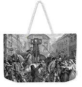 Daniel Defoe (1660-1731) Weekender Tote Bag