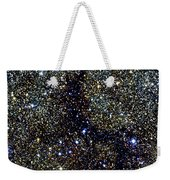 Dark Nebula, G11.11-0.12, Infrared Image Weekender Tote Bag