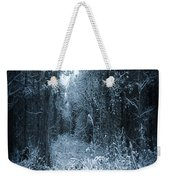 Dark Place Weekender Tote Bag by Svetlana Sewell
