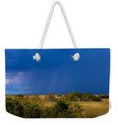 Dark Storm Over The Everglades Weekender Tote Bag