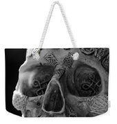 Dark Thoughts Celtic Skull Weekender Tote Bag