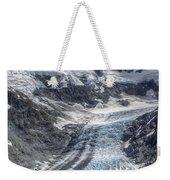 Dart Glacier Above Cascade Saddle Mount Weekender Tote Bag