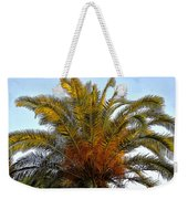 Date Palm Weekender Tote Bag