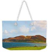 Davaar Island - Campbeltown Weekender Tote Bag