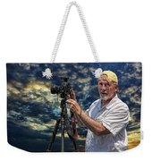 Dave Bell - Photographer Weekender Tote Bag