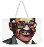 David Blackwell Weekender Tote Bag