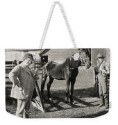 David Harum, 1915 Weekender Tote Bag