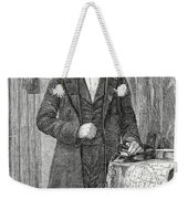 David Livingston, Scottish Missionary Weekender Tote Bag by Science Source