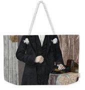 David Livingstone, Scottish Missionary Weekender Tote Bag