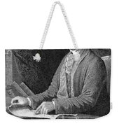 David Rittenhouse Weekender Tote Bag