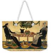 Davis: Montgomerys, 1836 Weekender Tote Bag