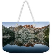 Dawn At Upper Sardine Lake Weekender Tote Bag