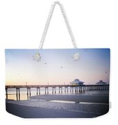 Dawn Breaking Vanilla Pop Weekender Tote Bag