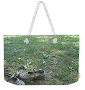 Day At The Lake Weekender Tote Bag