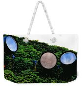 Day Lights Weekender Tote Bag
