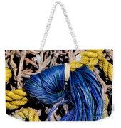 Day On The Pier Weekender Tote Bag