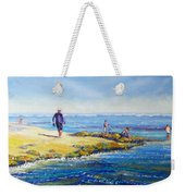 Day Out At Coloundra Beach Queensland2 Weekender Tote Bag