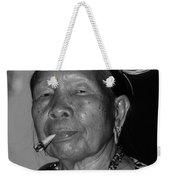 Dayak Woman Weekender Tote Bag