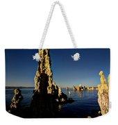 Daybreak On Mono Lake Weekender Tote Bag