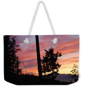 Daybreak On The Island Weekender Tote Bag