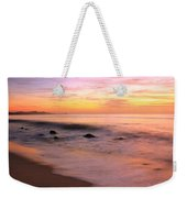 Daybreak Seascape Weekender Tote Bag