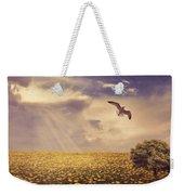 Daydream Weekender Tote Bag by Lourry Legarde