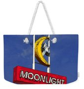 Daylight At The Moonlight Weekender Tote Bag