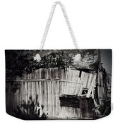 Days Gone By Bw Weekender Tote Bag