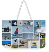 Daytona Beach Collection 2011 Weekender Tote Bag