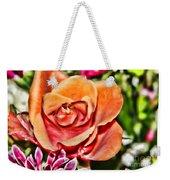 Dazzling Rose Weekender Tote Bag