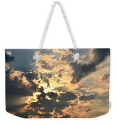 Dazzling Sunset Weekender Tote Bag