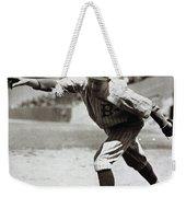 Dazzy Vance (1891-1961) Weekender Tote Bag