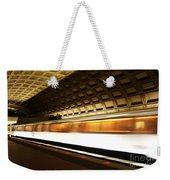 Dc Metro Weekender Tote Bag by Heather Applegate