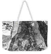 De Bry: Potosi, 1590 Weekender Tote Bag